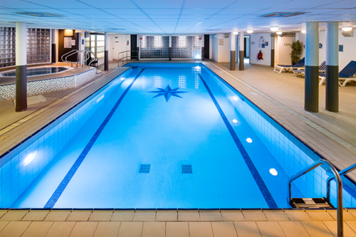 Swimming Pool Imperial Hotel Gym